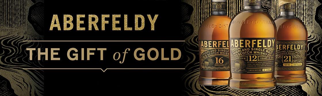 Aberfeldy Single Malt Whisky