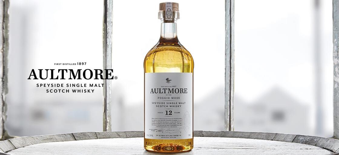 Aultmore Single Malt Whisky