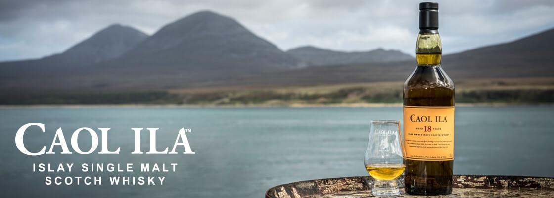 Caol Ila Single Malt Whisky
