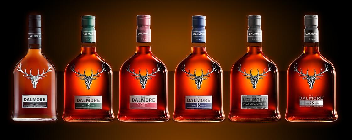 Dalmore Single Malt Whisky