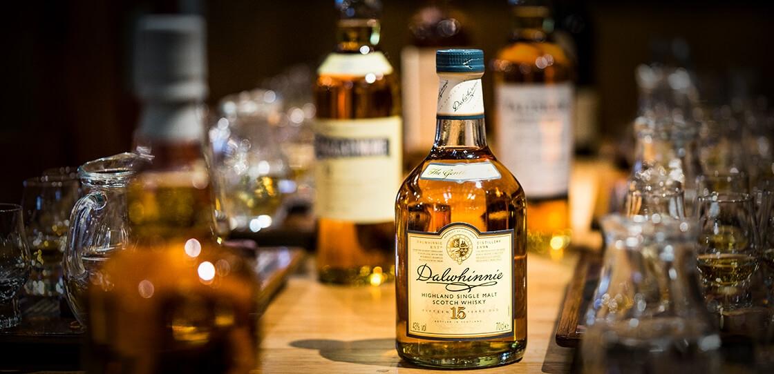 Dalwhinnie Single Malt Whisky