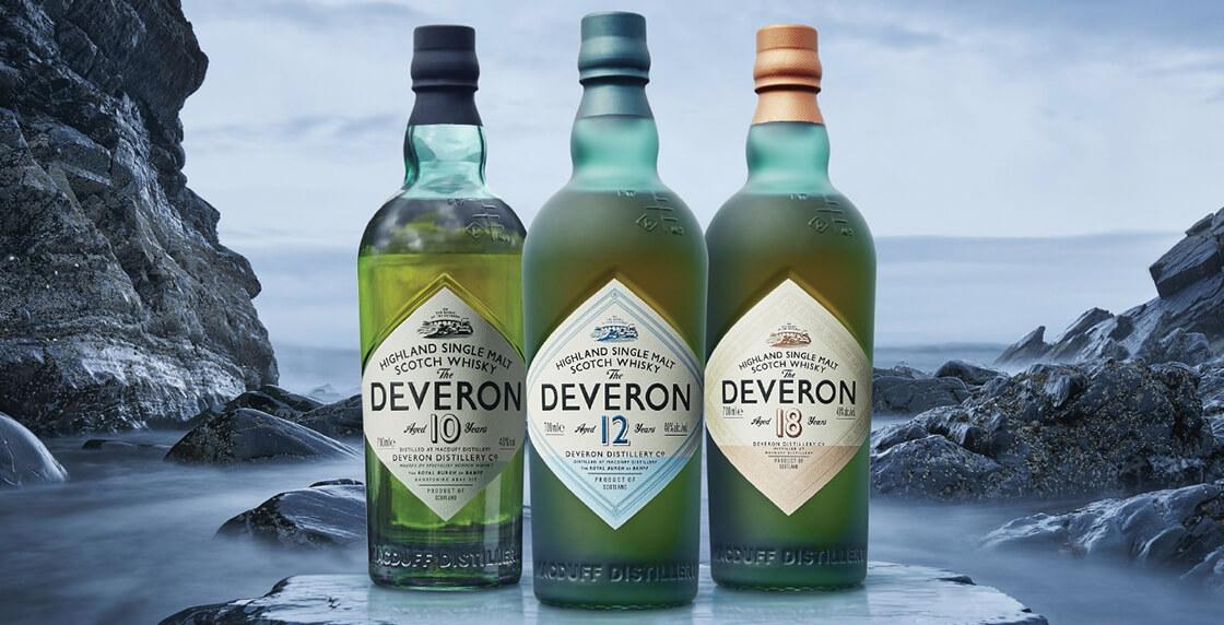 The Deveron Single Malt Whisky