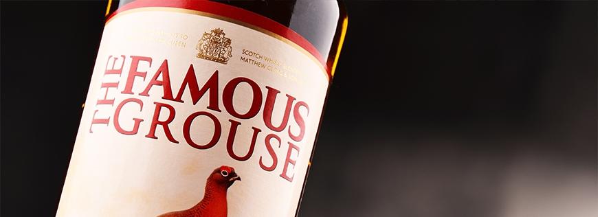 Famous Grouse Blended Whisky