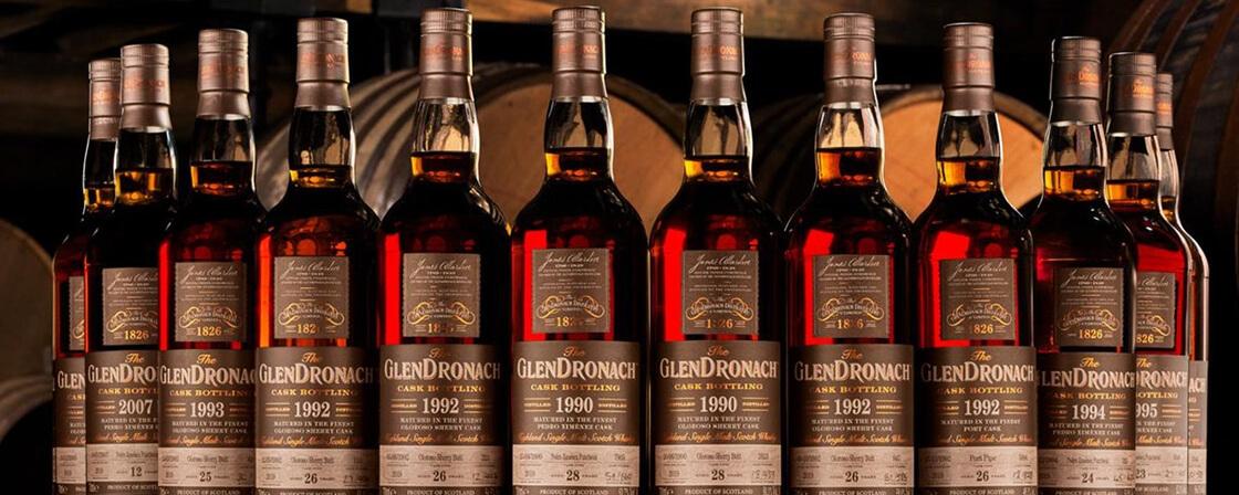 GlenDronach Single Malt Whisky
