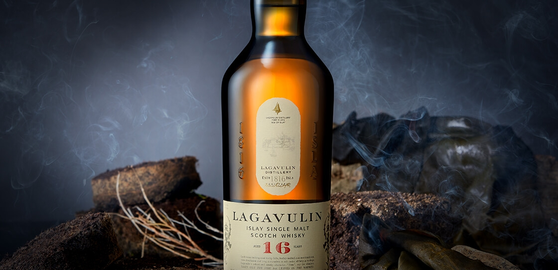 Lagavulin Single Malt Whisky
