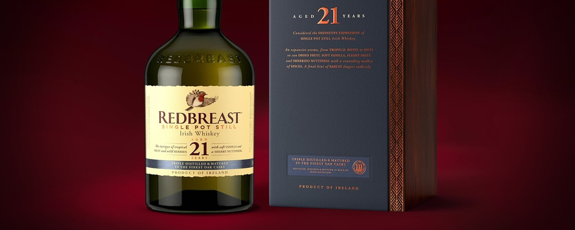 Redbreast Ierse Whiskey