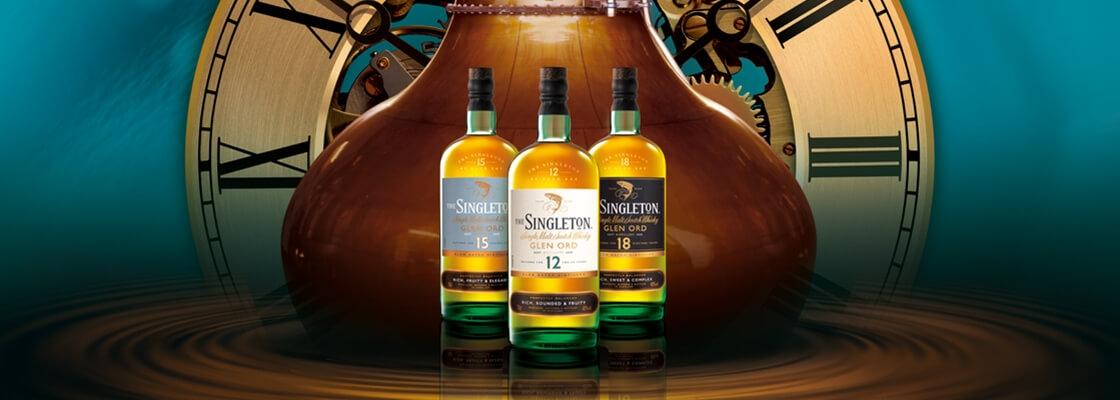 The Singleton of Dufftown Whisky