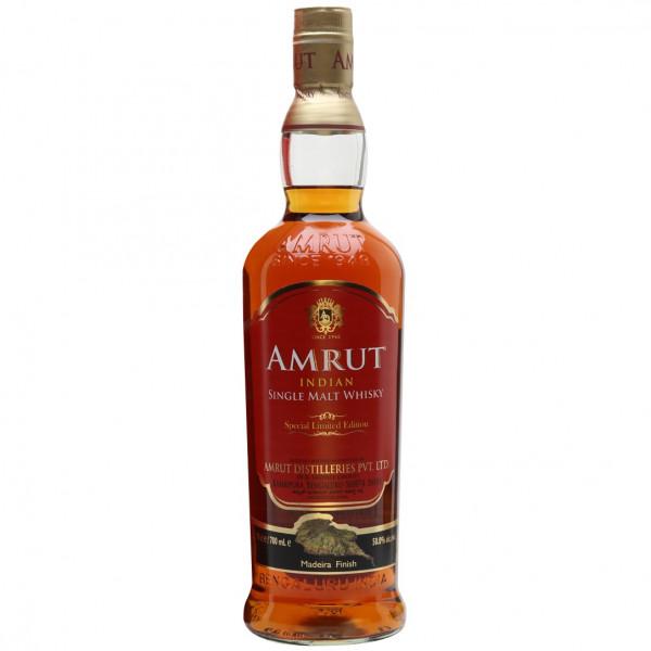 Amrut - Maderia Finish (0.75 ℓ)