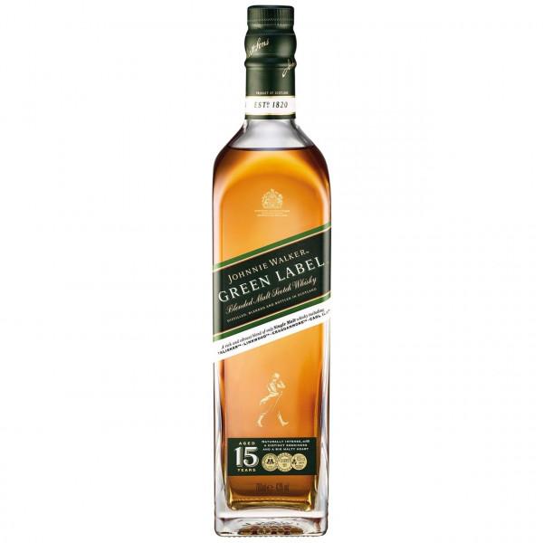 Johnnie Walker, 15 Y - Green Label (1 ℓ)