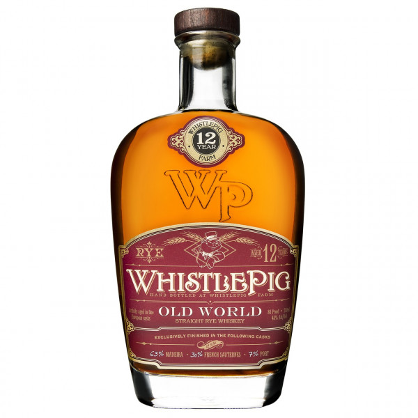 WhistlePig, 12 Y - Rye (0.75 ℓ)