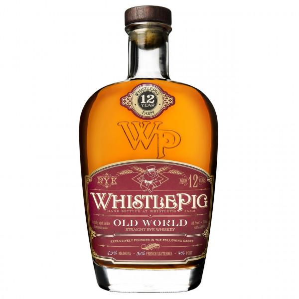 WhistlePig, 12 Y - Rye (0.75 ℓ)