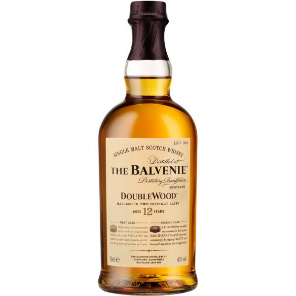 Balvenie, 12 Y - Doublewood (1 ℓ)