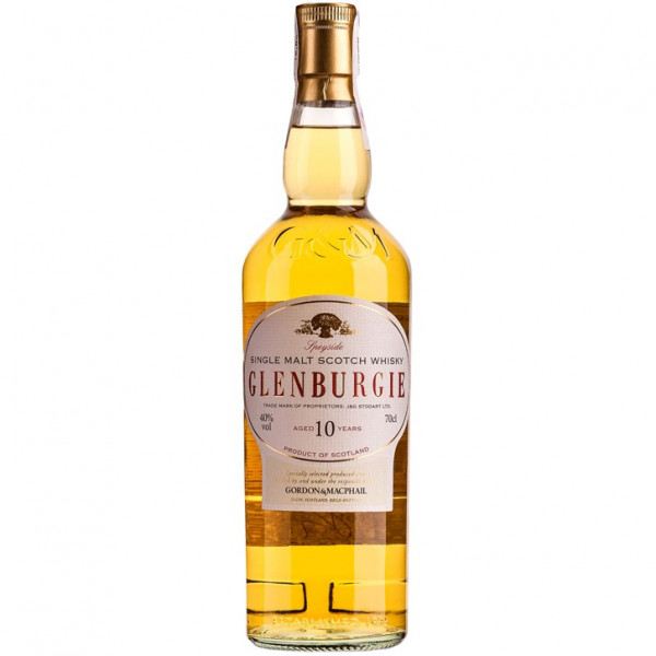 Glenburgie, 10 Y - G&M (0.7 ℓ)