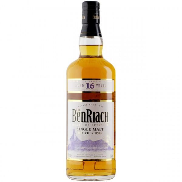 BenRiach, 16 Y (0.7 ℓ)