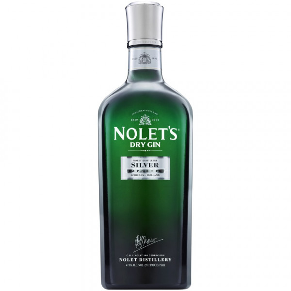 Nolet - Silver Dry Gin (0.7 ℓ)