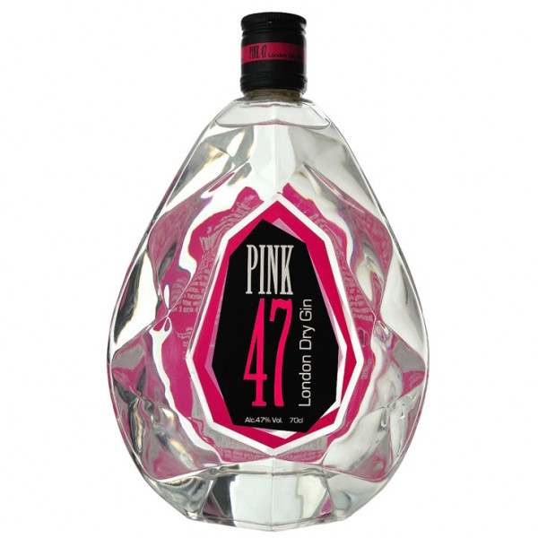 Pink 47 - London Dry Gin (0.7 ℓ)