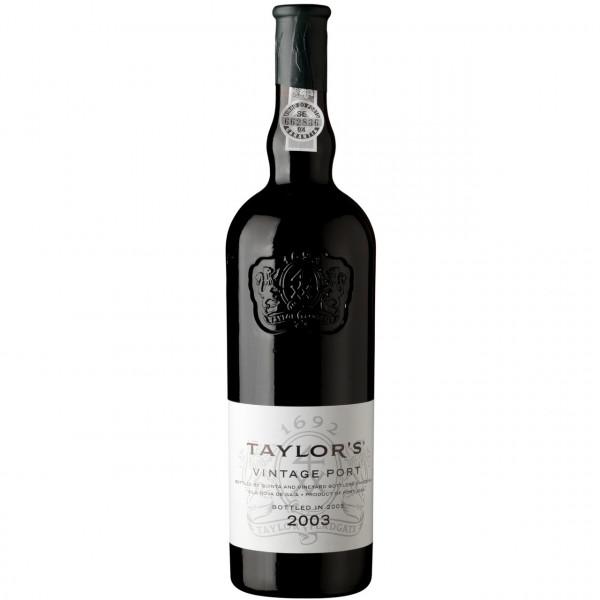 Taylor's - Vintage 2003 (0.75 ℓ)