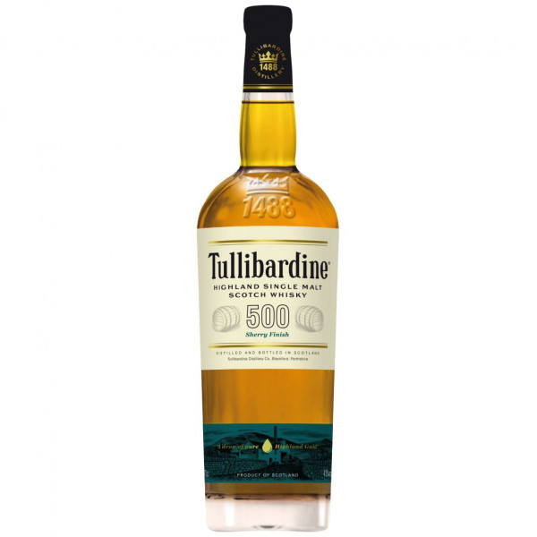 Tullibardine - 500 Sherry Finish (0.7 ℓ)