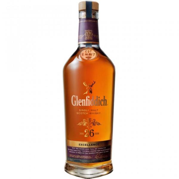 Glenfiddich, 26 Y - Excellence (0.7 ℓ)