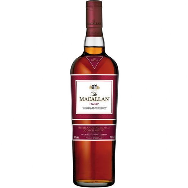 The Macallan - Ruby (0.7 ℓ)