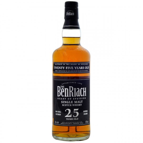 The Benriach, 25 Y (0.7 ℓ)