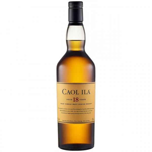 Caol Ila, 18 Y (0.7 ℓ)