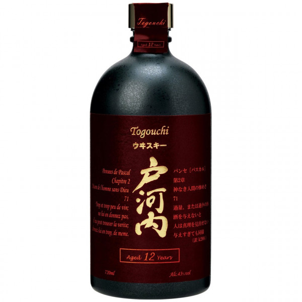 Togouchi, 12 Y (0.7 ℓ)
