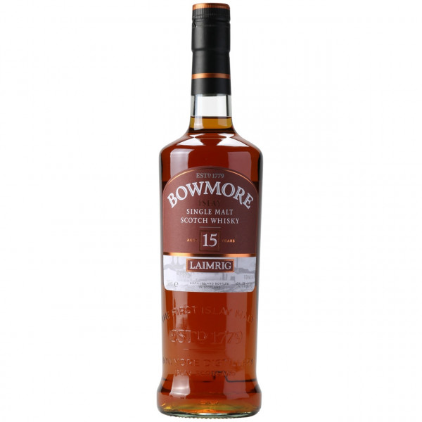 Bowmore, 15 Y - Laimrig (0.7 ℓ)
