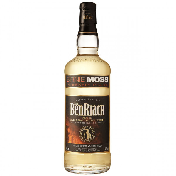 Benriach - Birnie Moss Intensely Peated (0.7 ℓ)
