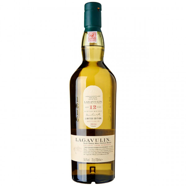 Lagavulin, 12 Y - Cask Strength (0.7 ℓ)