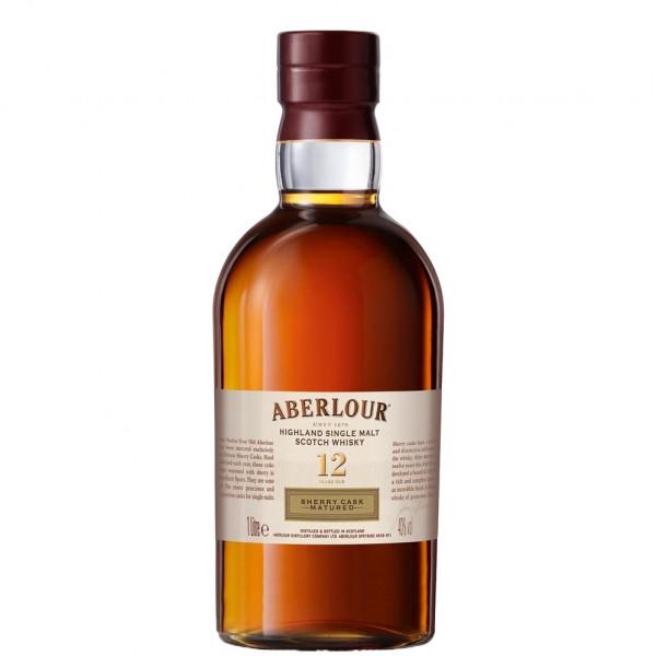 Aberlour, 12 Y - Sherry Cask (1 ℓ)