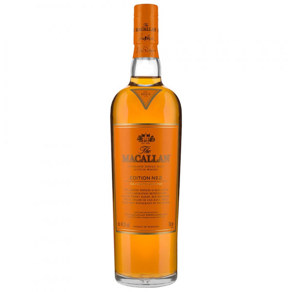Macallan - Edition #2 (0.7 ℓ)