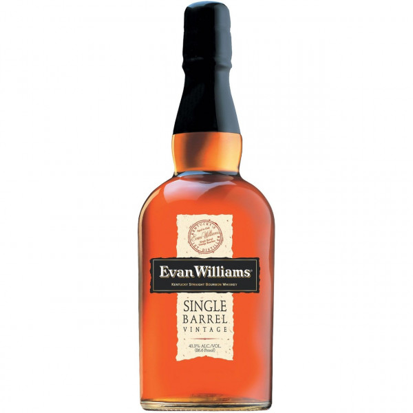 Evan Williams - Single Barrel Vintage (0.7 ℓ)