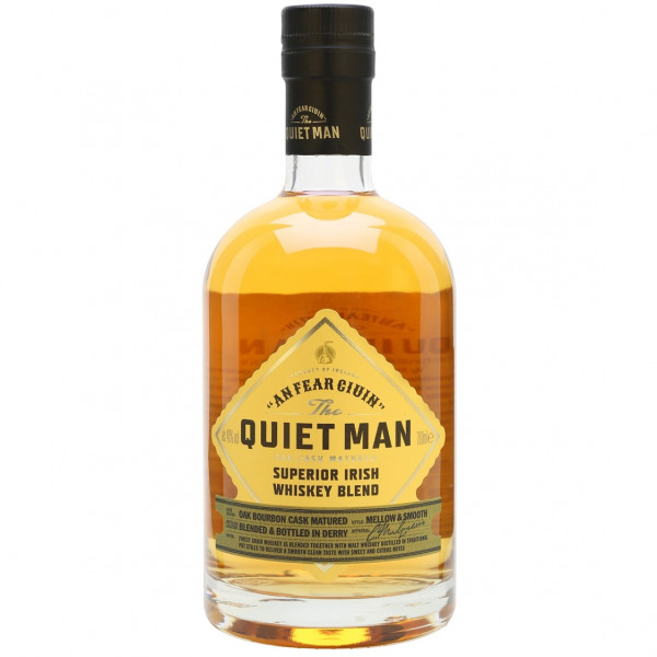 Quiet Man - Traditional (0.7 ℓ)