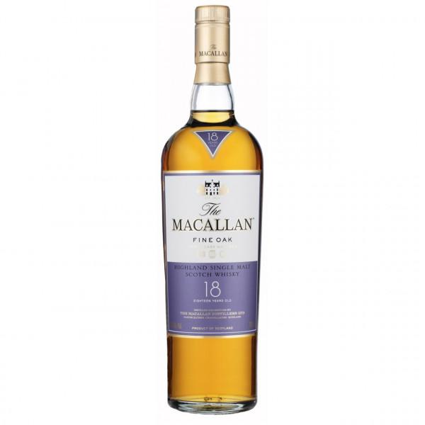 The Macallan, 18Y - Fine Oak (0.7 ℓ)
