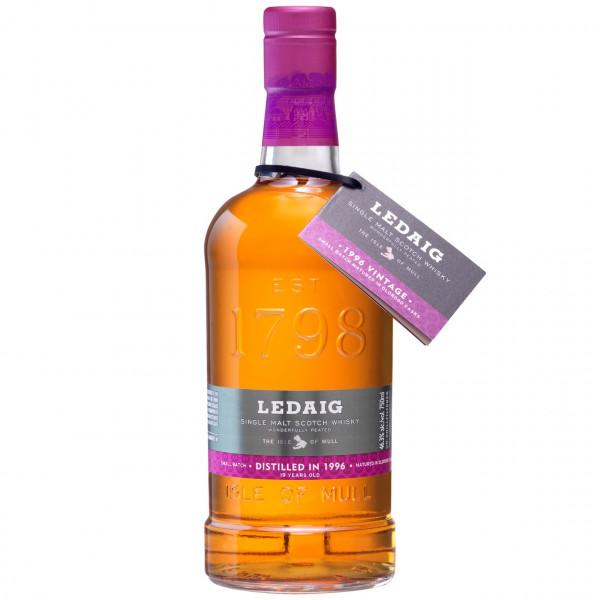 Ledaig - Sherry Finish, 1996 (0.7 ℓ)