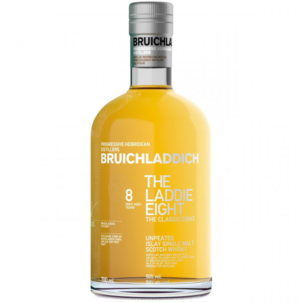 Bruichladdich - Laddie Eight (0.7 ℓ)