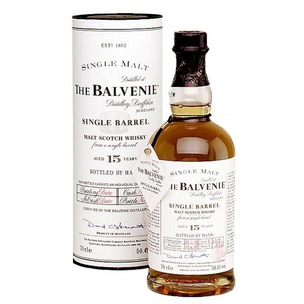 Balvenie, 15 Y - Single Barrel (0.7 ℓ)
