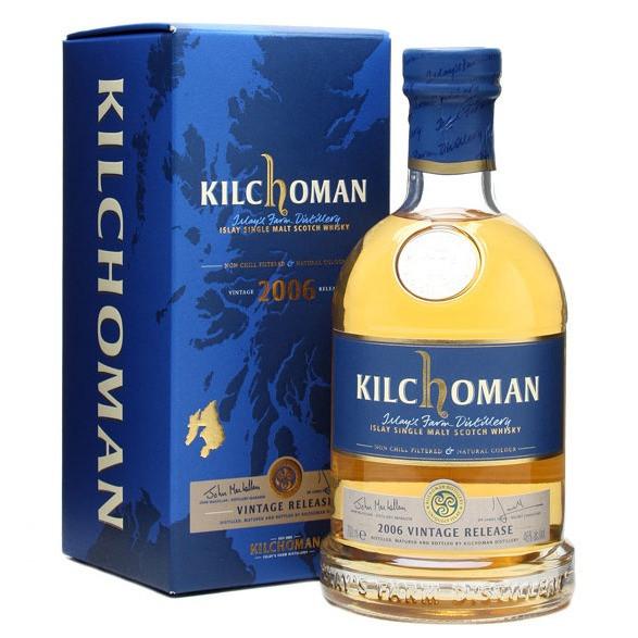 Kilchoman - 2006 vintage (0.7 ℓ)