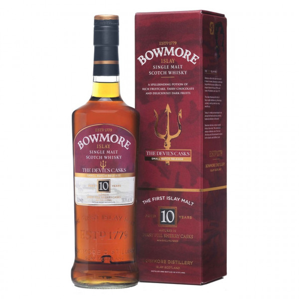 Bowmore - Devil's Casks I (0.7 ℓ)