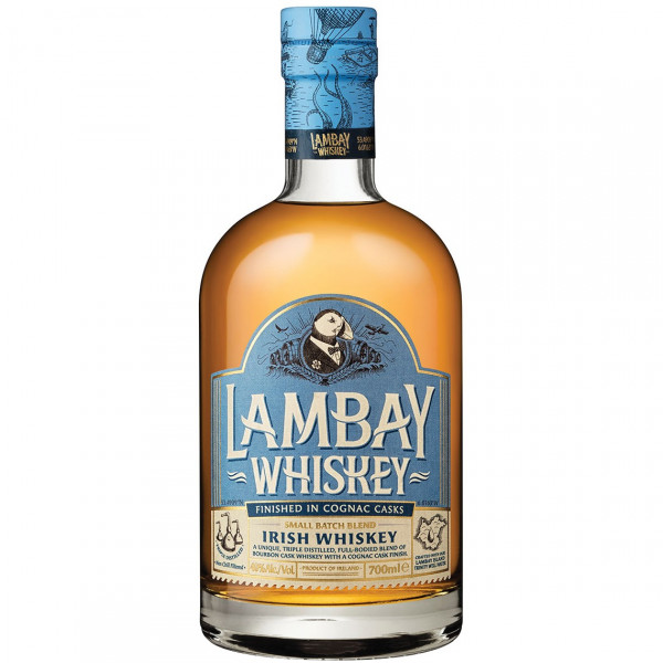 Lambay - Small Batch, Blended (0.7 ℓ)