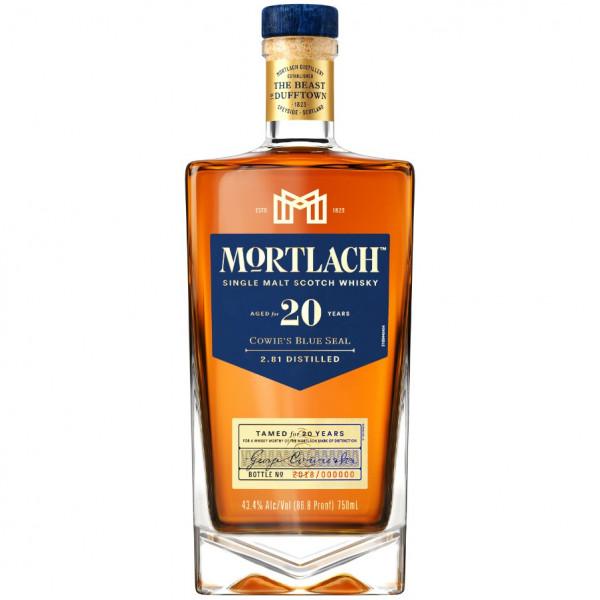 Mortlach, 20 Y (0.7 ℓ)