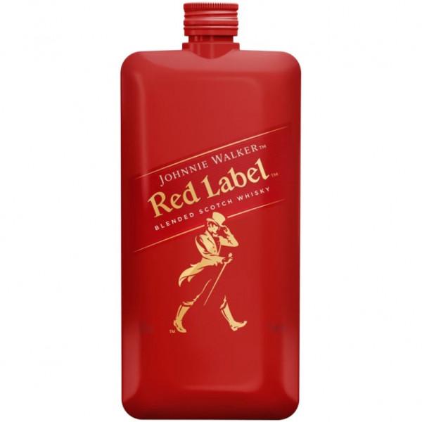 Johnnie Walker - Red Label, Pocket Scotch (0.2 ℓ)