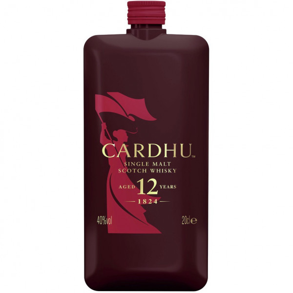 Cardhu, 12 Y - Pocket Scotch (0.2 ℓ)