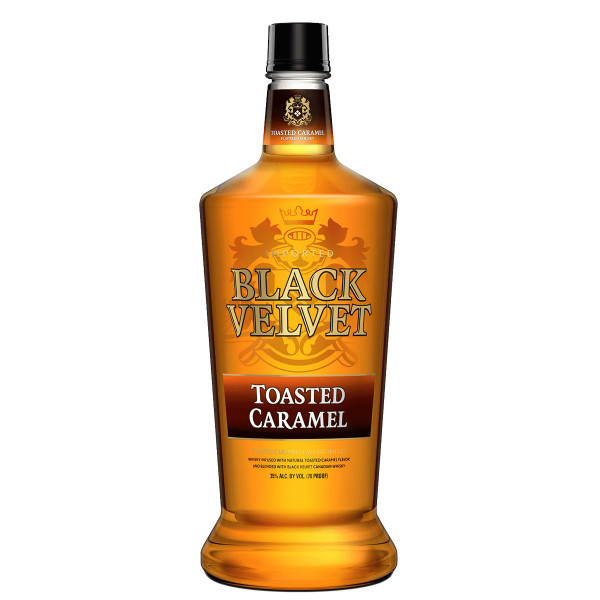 Black Velvet - Toasted Caramel (1 ℓ)