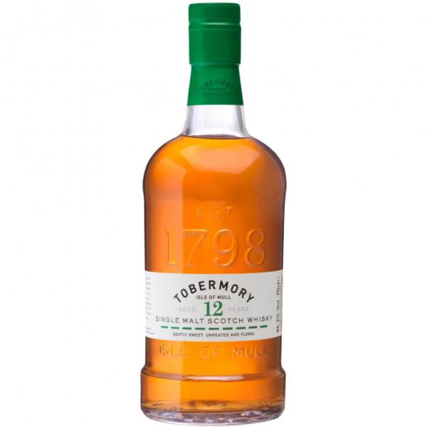 Tobermory, 12 Y (0.7 ℓ)