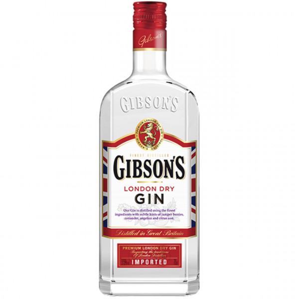 Gibson's - London Dry Gin (0.7 ℓ)