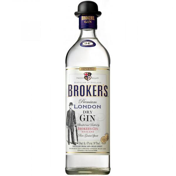 Broker's - London Dry Gin (0.7 ℓ)