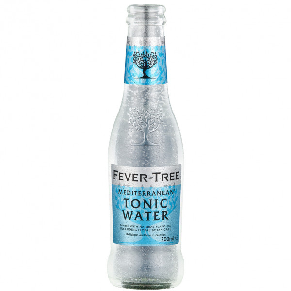 Fever-Tree - Mediterranean Tonic (0.5 ℓ)