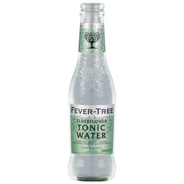 Fever-Tree - Elderflower Tonic (0.5 ℓ)